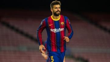Пике: «Нормально, что «Барселону» не считают претендентом на победу»