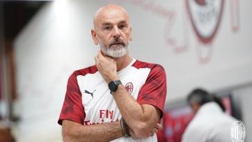 Пиоли назвал главную задачу «Милана» на сезон