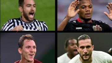 УЕФА огласил претендентов на звание игрока 3-го тура Лиги Европы