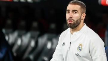 «Реал» заключит новый контракт с Карвахалем