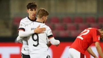 Оглашен состав сборной Германии на матчи Лиги наций с Украиной и Испанией
