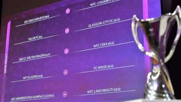 Чемпионки России и Украины узнали своих соперниц по второму квалификационному раунду Лиги чемпионов