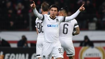 Гол хавбека «Краснодара» признан лучшим в 3-м туре Лиги чемпионов. Видео