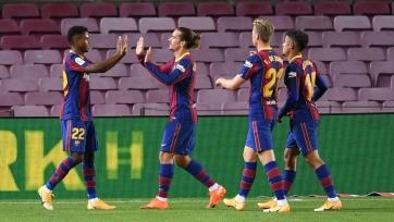 «Барселону» в январе могут покинуть 5 игроков