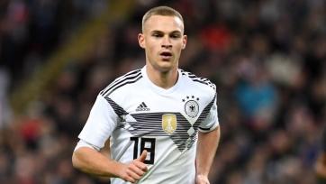 Киммих может пропустить ноябрьские матчи сборной Германии