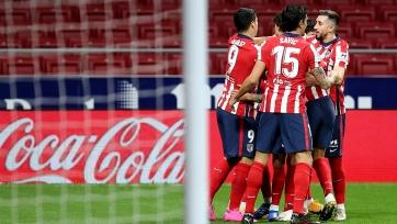 «Атлетико» в чемпионате Испании идет на 23-матчевой серии без поражений