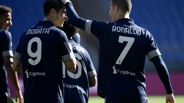Роналду повторил голевое достижение Дибалы в рядах «Ювентуса»