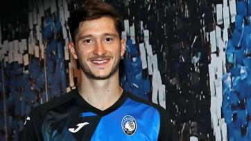 Миранчук забил дебютный гол за «Аталанту» в Серии А. Видео