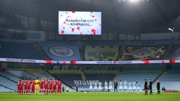 «Манчестер Сити» - «Ливерпуль» - 1:1. Текстовая трансляция матча