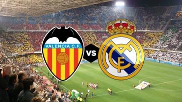 «Валенсия» – «Реал». 08.11.2020. Где смотреть онлайн трансляцию матча