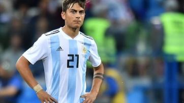 Дибала не получил вызов в сборную Аргентины
