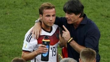 Лев: «Сборная Германии не теряет Гетце из виду»