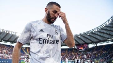 Бензема травмировался в матче с «Валенсией»
