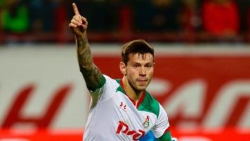 «Локомотив» может выставить Смолова на трансфер