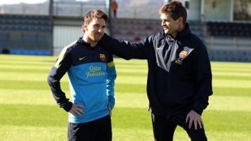 Месси: «Виланова был восхитительным человеком, при котором ценности «Барселоны» отражались во всем»