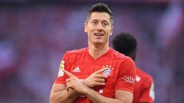 Левандовски - лучший игрок сезона-2019/2020 по версии Goal
