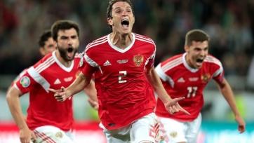 Молдова - Россия - 0:0. Текстовая трансляция матча