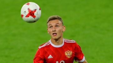 Чалов вызван в сборную Россию из «молодежки»