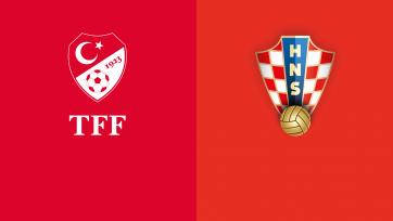 Турция – Хорватия. 11.11.2020. Где смотреть онлайн трансляцию матча