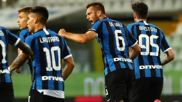 «Интер» хочет продлить контракты с тремя игроками