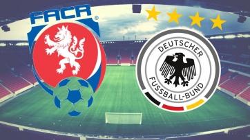 Германия – Чехия. 11.11.2020. Где смотреть онлайн трансляцию матча