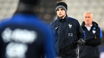 Рабьо получил травму в расположении сборной Франции