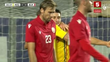 Румыния разгромила Беларусь в товарищеском матче