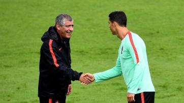 Сантуш: «Роналду хочет сыграть каждую минуту и каждую секунду каждого матча»
