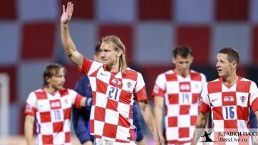 Турция и Хорватия в результативном матче не выявили победителя