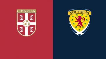Сербия – Шотландия. 12.11.2020. Где смотреть онлайн трансляцию матча