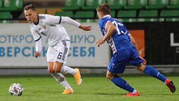 Сборная России продлила свою серию матчей без побед