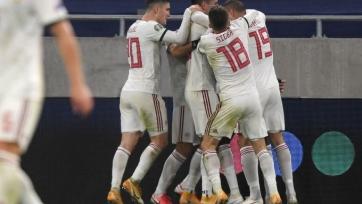 Венгрия в волевом стиле пробилась на Евро-2020
