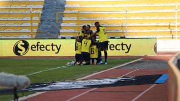 Эквадор одолел Боливию в отборе на ЧМ-2022