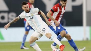 Аргентина не смогла дома обыграть Парагвай в отборе на ЧМ-2022