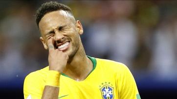 Неймар досрочно покинул лагерь сборной Бразилии