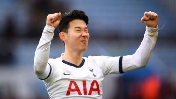 Сон Хын Мин признан лучшим игроком АПЛ в октябре