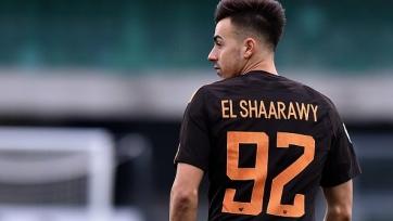 Эль-Шаарави рассчитывает на возвращение в «Рому»