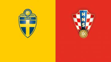 Швеция – Хорватия. 14.11.2020. Где смотреть онлайн трансляцию матча