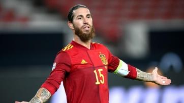 Рамос установил рекорд Европы по количеству матчей за сборную