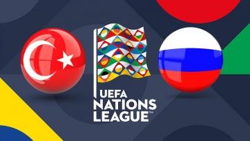 Турция – Россия. 15.11.2020. Где смотреть онлайн трансляцию матча