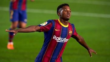 «Барселона» ведет переговоры с Фати о продлении соглашения