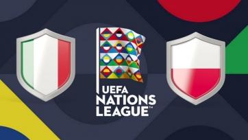 Италия – Польша. 15.11.2020. Где смотреть онлайн трансляцию матча