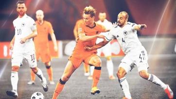 Нидерланды обыграли Боснию и Герцеговину