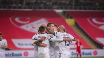 Сборная России впервые в истории проиграла команде Турции