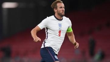 Кейн проводит юбилейную игру в рядах сборной Англии