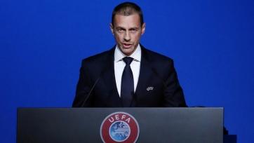 Президент УЕФА: «О Суперлиге не может быть и речи»