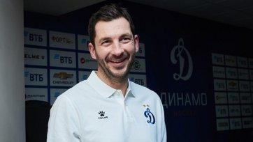 Шварц объяснил, как при нем будет играть «Динамо»