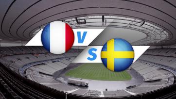 Франция - Швеция. 17.11.2020. Где смотреть онлайн трансляцию матча