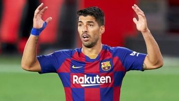 Названа причина нежелания «Барселоны» удерживать у себя Суареса