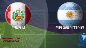 Перу - Аргентина. 18.11.2020. Где смотреть онлайн трансляцию матча